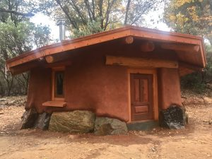 cob building, natural building, sustainable building, california cob, rob pollacek
